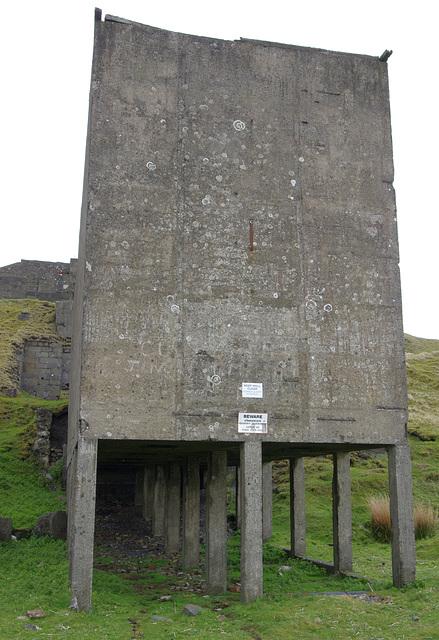 Dangerous, Former Quarry Workings