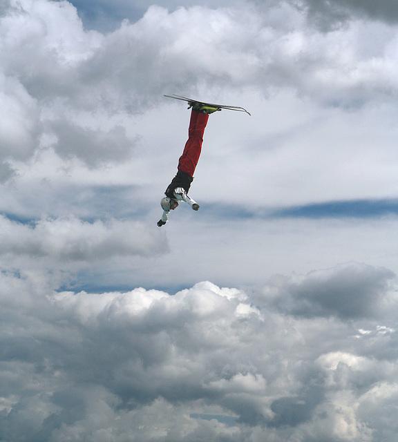 Ski Jump Training
