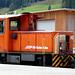 Zernez- Rhaetian Railway Shunting Locomotive
