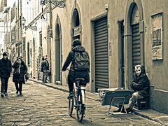 Firenze, Borgo de' Greci