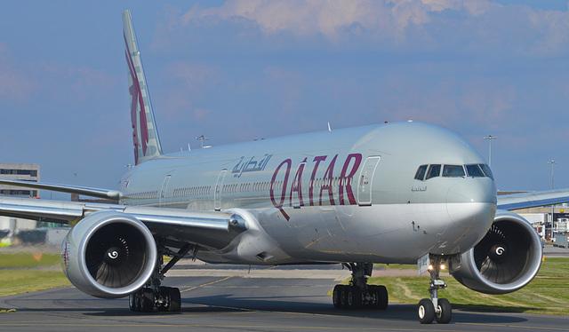 Qatar BAU
