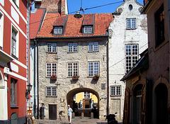 LV - Riga - Swedish Gate