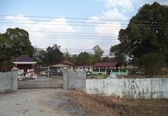 Funerary mood in Laos