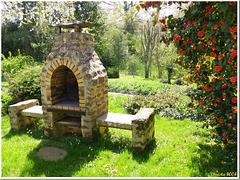 Happy barbecue bench - HBM