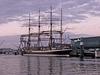 Die Sedov in Kiel zur Kieler Woche