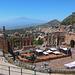 Teatr Grecki w Taorminie - Sycylia
