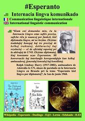 #Esperanto Ralph Harry EO