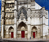 Auxerre - Cathédrale Saint-Étienne d'Auxerre