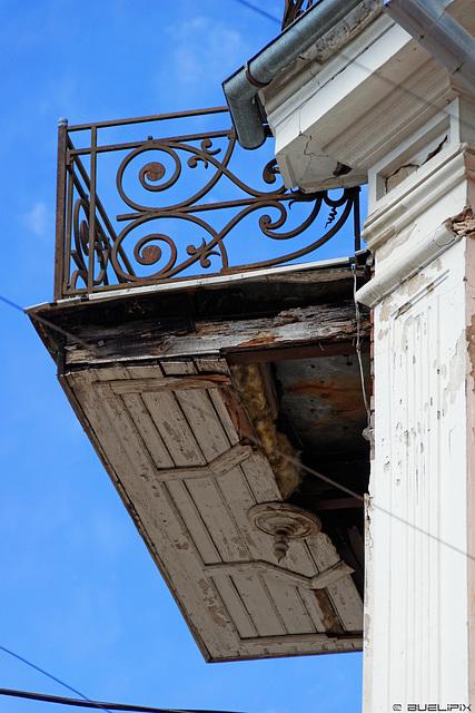 Balkon in Tartu  (© Buelipix)