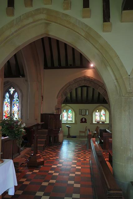 The Parish Church of St Giles, Coldwaltham