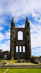 St Andrews, The Cathedral of St Andrew