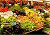 Genova : Banco dei prodotti dell'orto - (929)