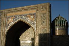 Samarqand mosque complex