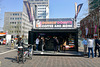 Pop-up Dunkin' Donuts