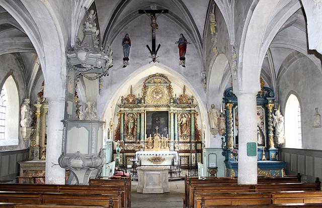 Cernay l'Eglise (25) 31 juillet 2014.