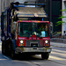 Canada 2016 – Toronto – Mack dustbin lorry