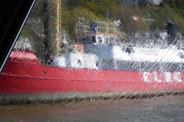 Feuerschiff ELBE 3 am Museumshafen Övelgönne (3xPiP)