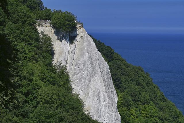 Kreidefelsen Königsstuhl
