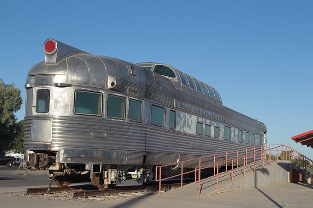 Montrose AZ Amtrak depot (# 0614)