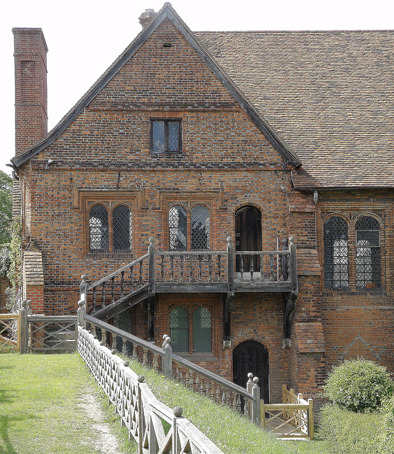 Royal Quarters,Hatfield House