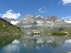 """Le """"Schwarzsee"""" de Zermatt"""