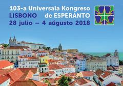 Afiŝo de la 103-a UK en Lisbono