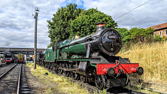 Great Central Railway Loughborough Leicestershire 29th July 2021