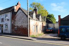 Derelict Cottage, Lichfield Road, Four Oaks, Sutton Coldfield, West Midlands