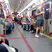 Canada 2016 – Toronto – Inside the subway
