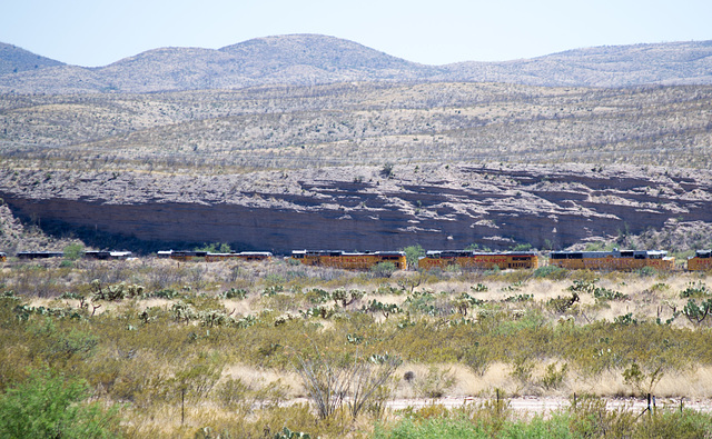 Vail AZ Union Pacific storage (# 0698)