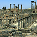 BOSRA (Dar'a). Syria. Ruinas Romanas.