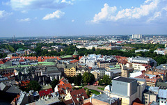 LV - Riga - View from St. Peter's