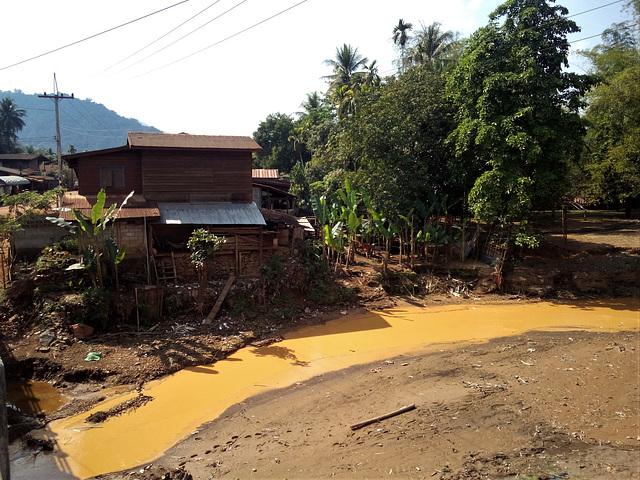 Au milieu de nulle part (Laos)