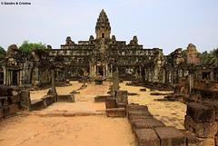 Cambogia - Sito Roluos - Prasat Bakong