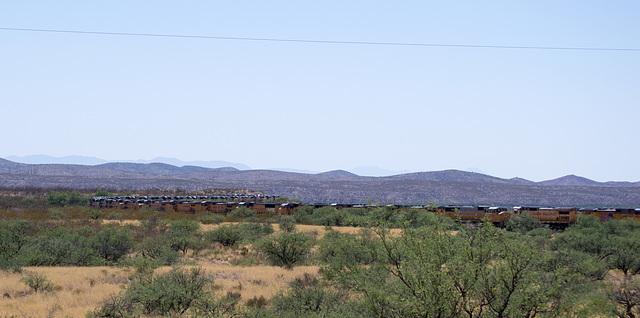 Vail AZ Union Pacific storage (# 0699)