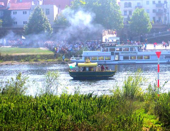 1719 - 2019 - 300 Jahrfeier der Prinzenhochzeit von 1719 - Dresden/Pirna