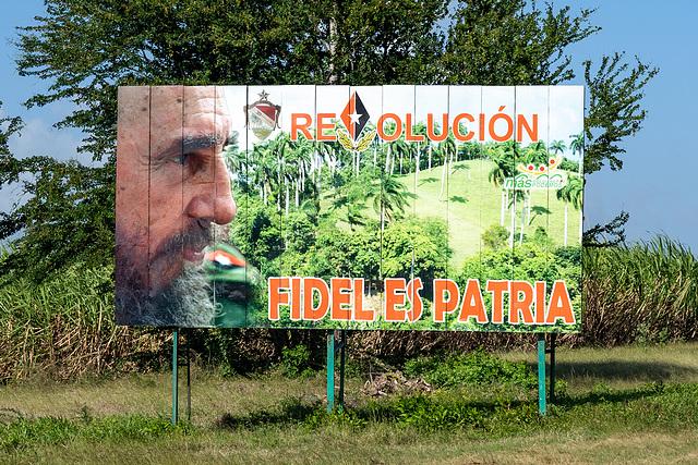 Fidel Es Patria