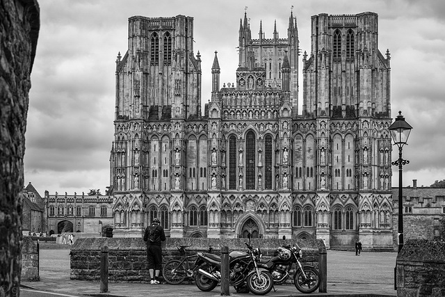 Wells Cathedral (4xPiP)