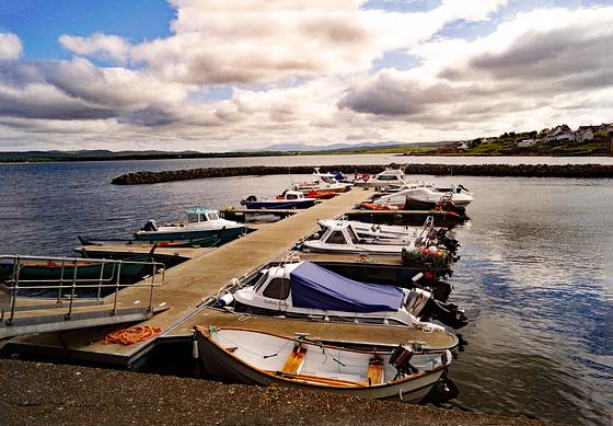 Bowmore Harbour, Islay