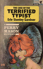 Erle Stanley Gardner - The Case of the Terrified Typist