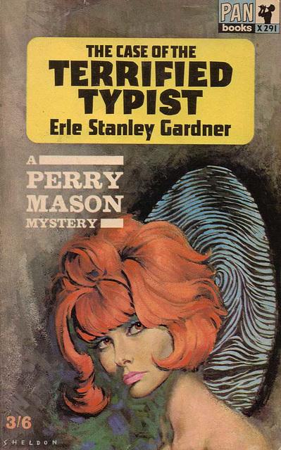 Erle Stanley Gardner - The Case of the Terrified Typist
