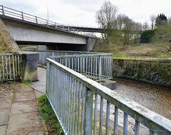 Fences and bridges HFF