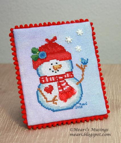 Loved Snowman 1/31/2016