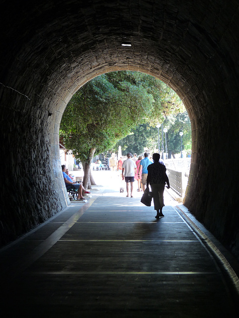 Herceg Novi- Light at the End of the Tunnel