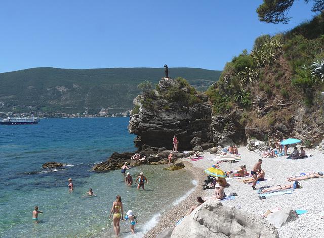 Herceg Novi- Enjoying the Sun and Sea