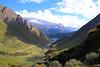 ¤ View to Lago di Morasco | Forazza Valley from Citta du Busto | ITALY