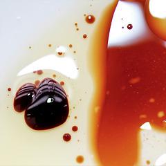 Vinaigrette versus caramel