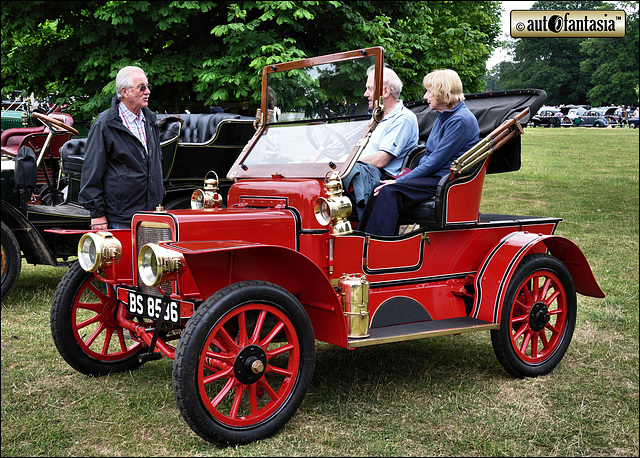 1906 Rover - BS 8586