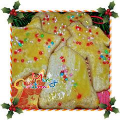 Butter-Loibla (Butter cookies)
