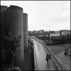 The Great Wall of Basingstoke